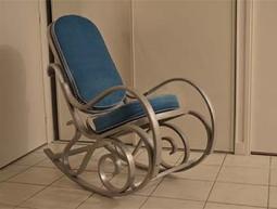 Coussins pour fauteuil à bascule