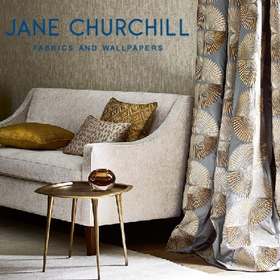 Collections tissus Jane Churchill