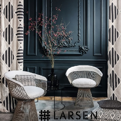 Collections tissus Larsen
